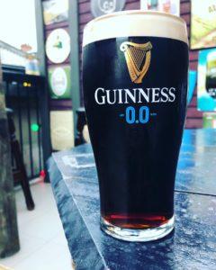 Guinness 0.0. Yes!